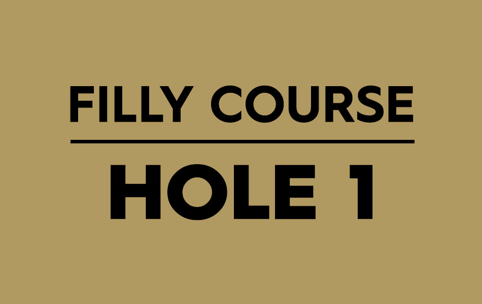 Filly Course – Hole 1