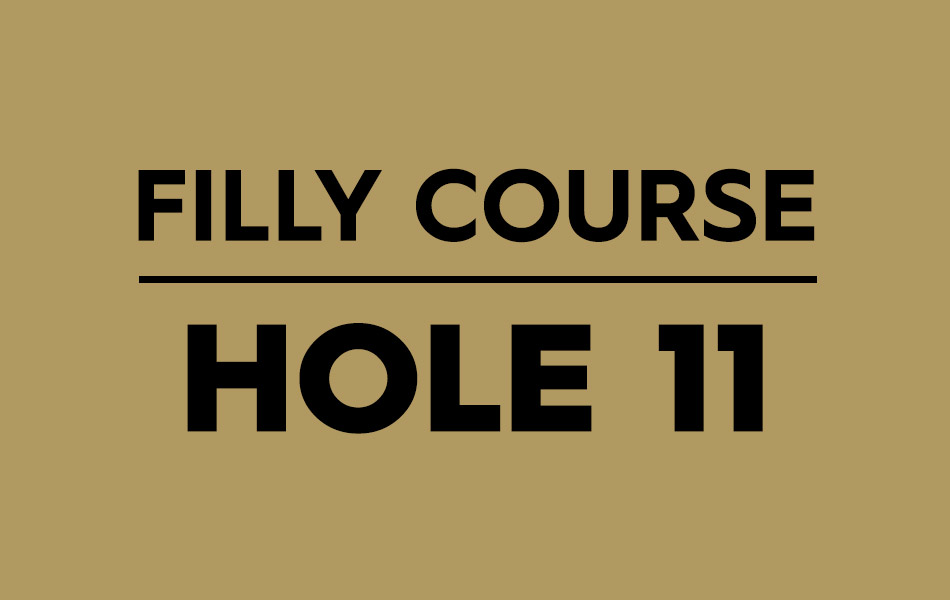 Filly Course – Hole 11