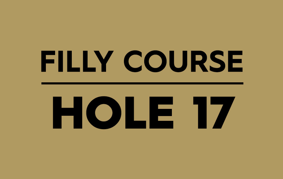 Filly Course – Hole 17