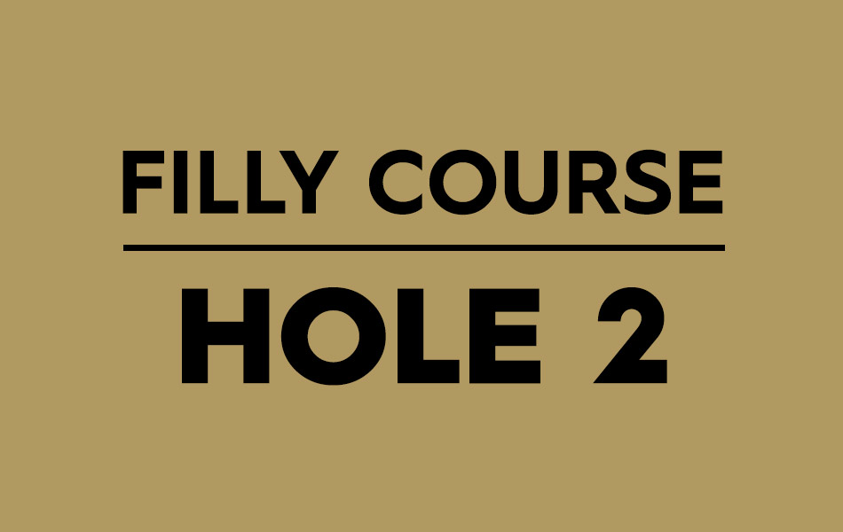 Filly Course – Hole 2