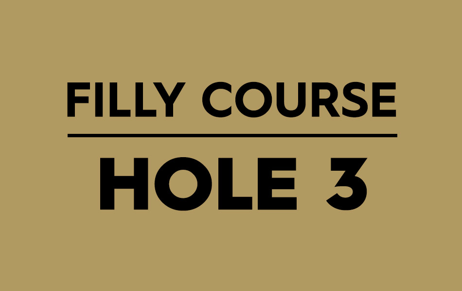 Filly Course – Hole 3