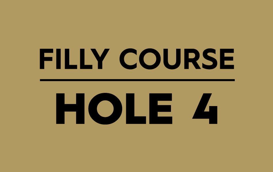 Filly Course – Hole 4
