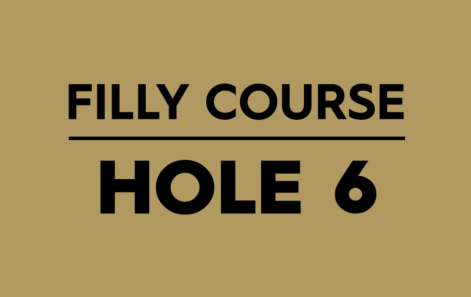 Filly Course – Hole 6
