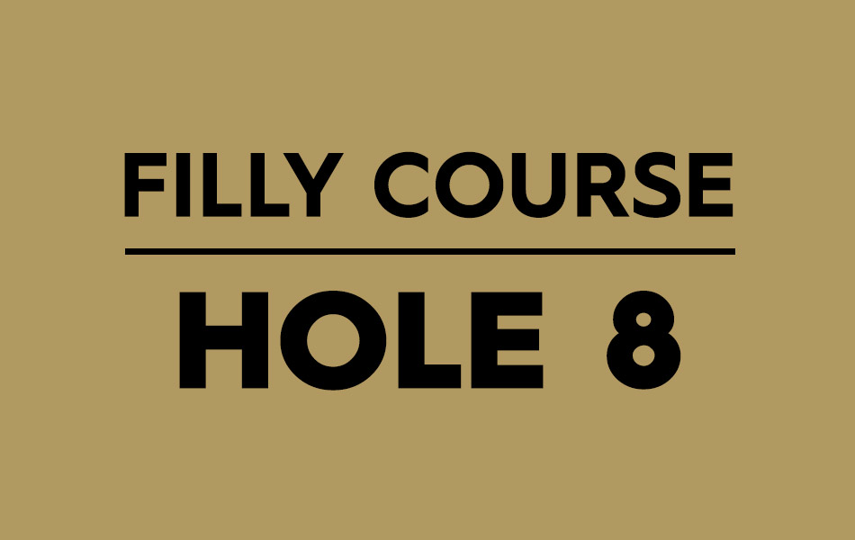 Filly Course – Hole 8
