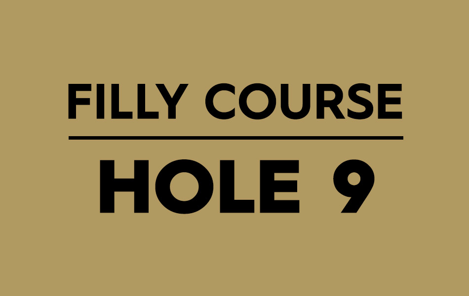 Filly Course – Hole 9